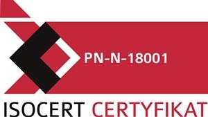 Certyfikat 18001