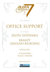 My Office Certyfiakt