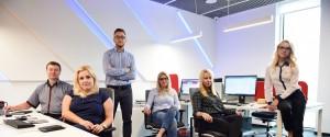 Office Support - zespół handlowców