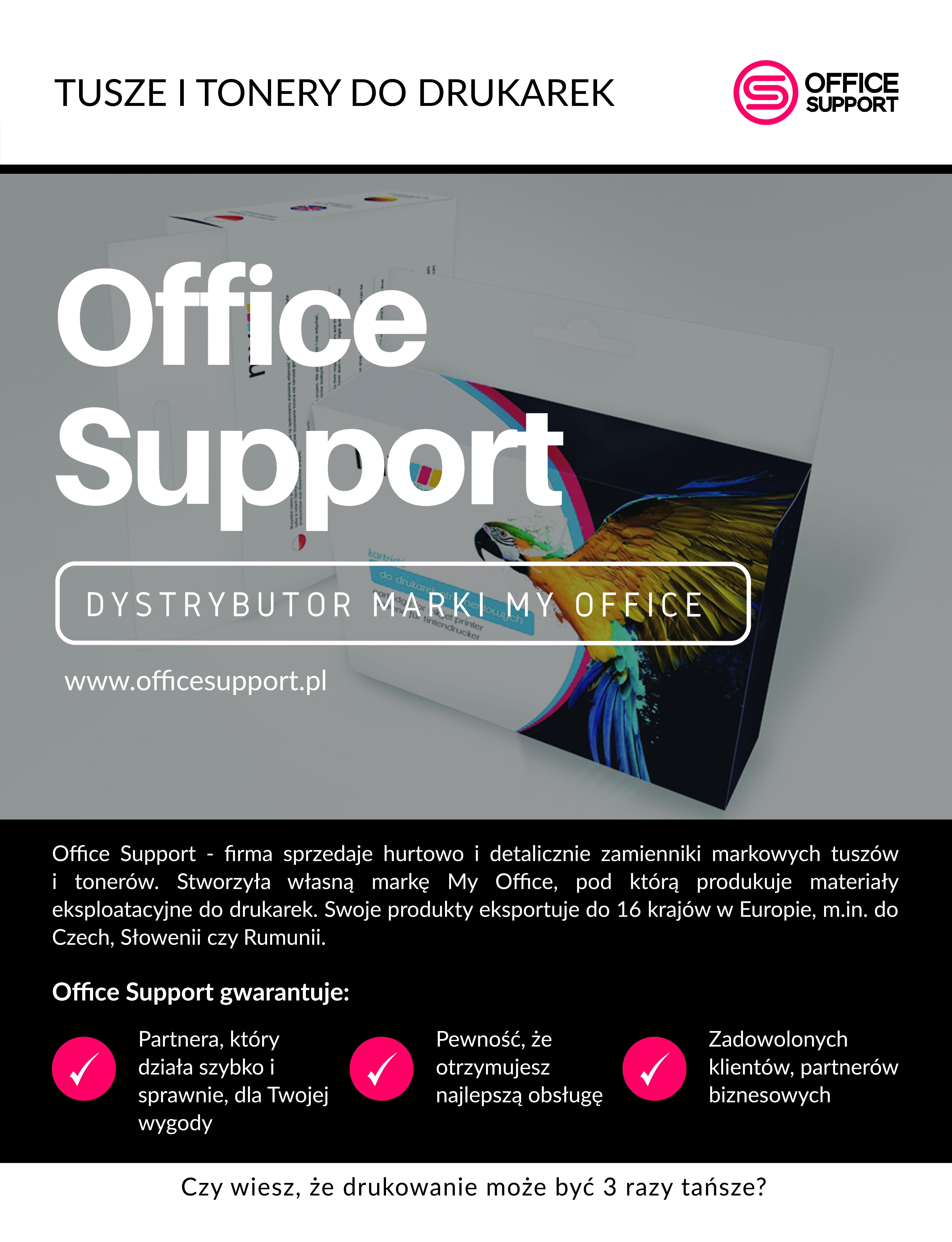Dystrybutor marki My Office