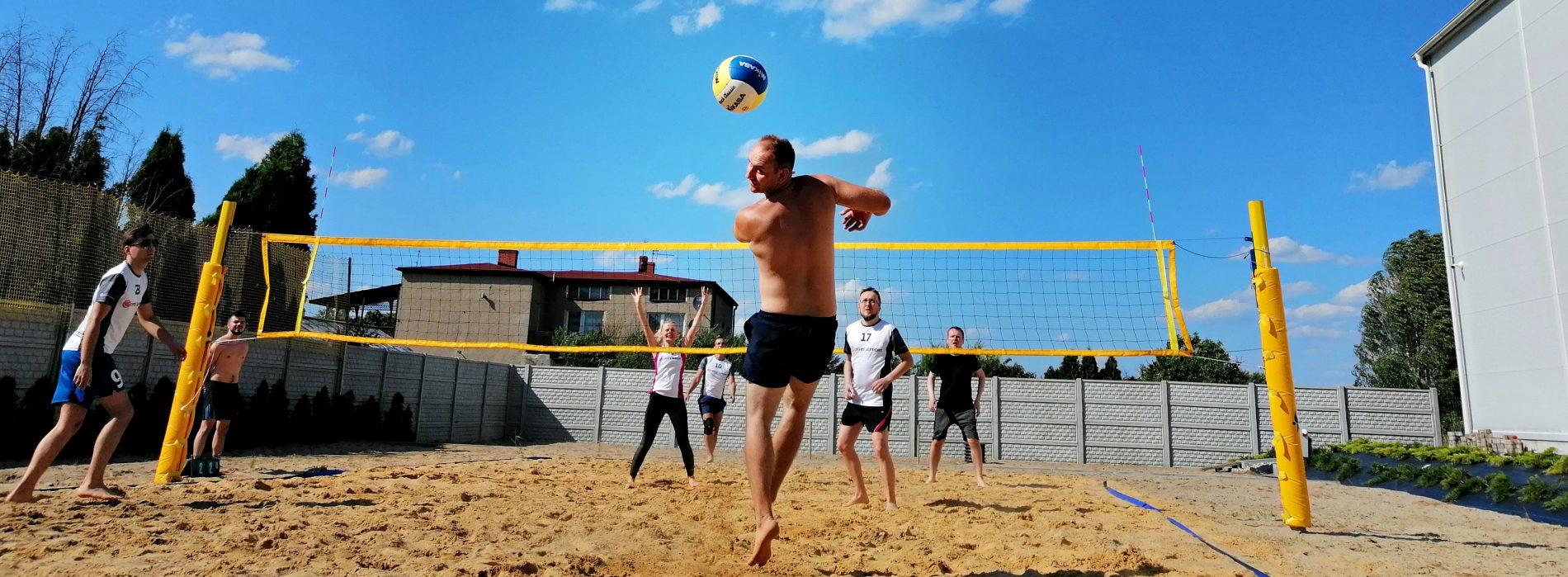 Turniej siatki plażowej
