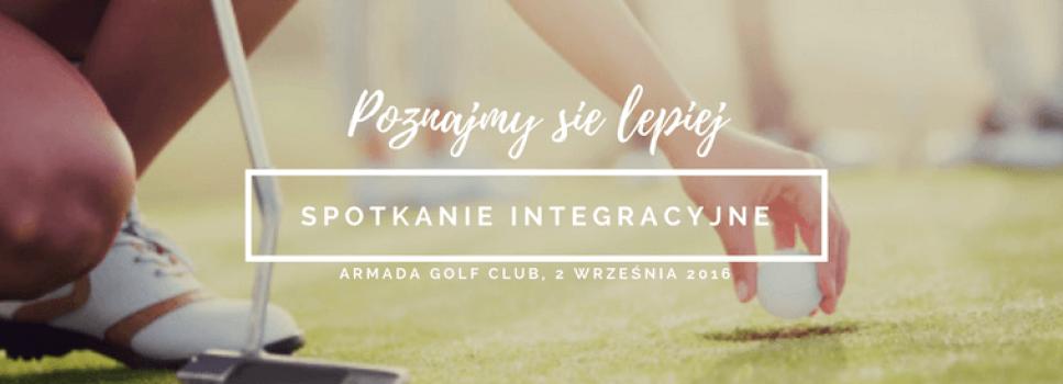 Spotkanie integracyjne Armada Golf Club