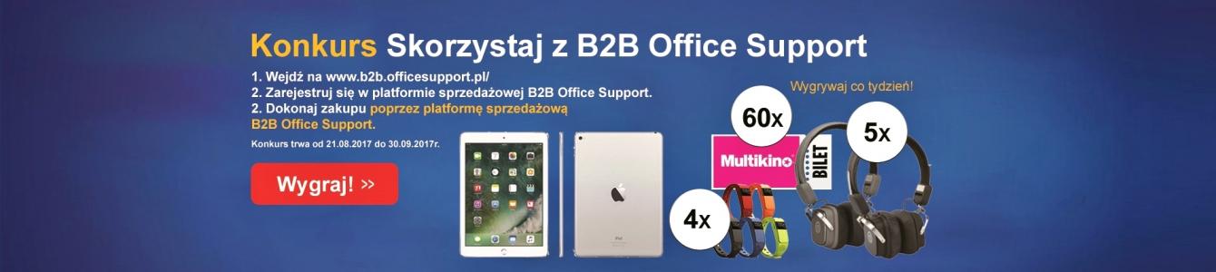 Prezent za zakupy przez platformę B2B