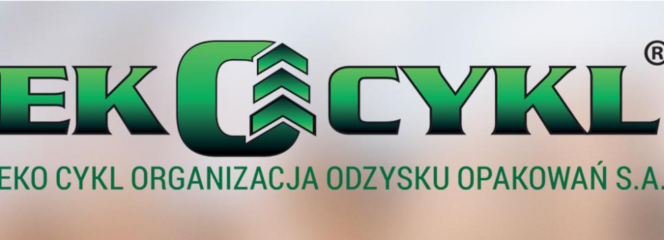 Certyfikat Odzysku Opakowań EKOCYKL (realizacji odpowiedzialnej gospodarki odpadami)