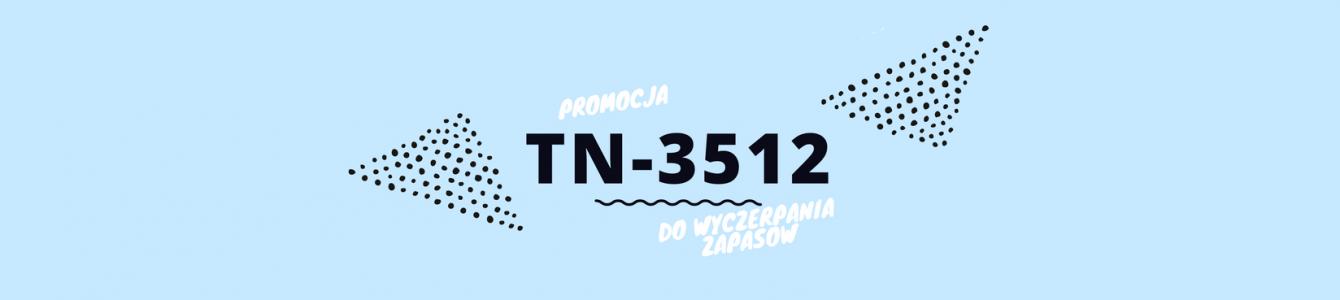 Promocja! Toner TN-3512